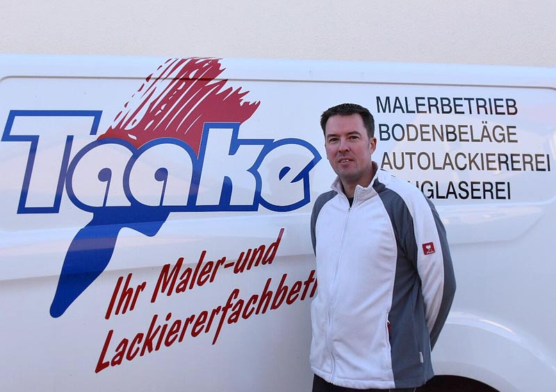 Taake - Ihr Maler -und Lackiererfachbetrieb -